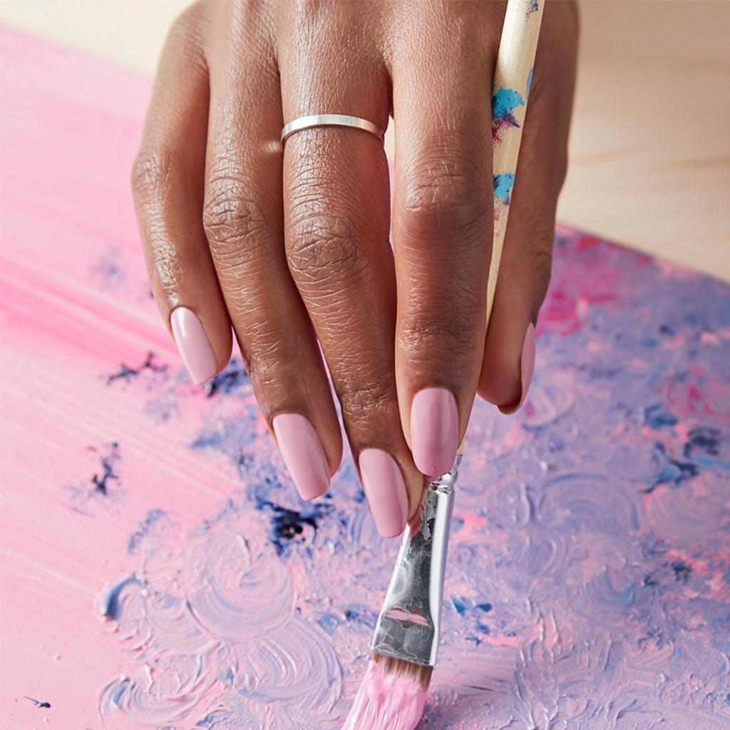 Best Gel Color Manicure